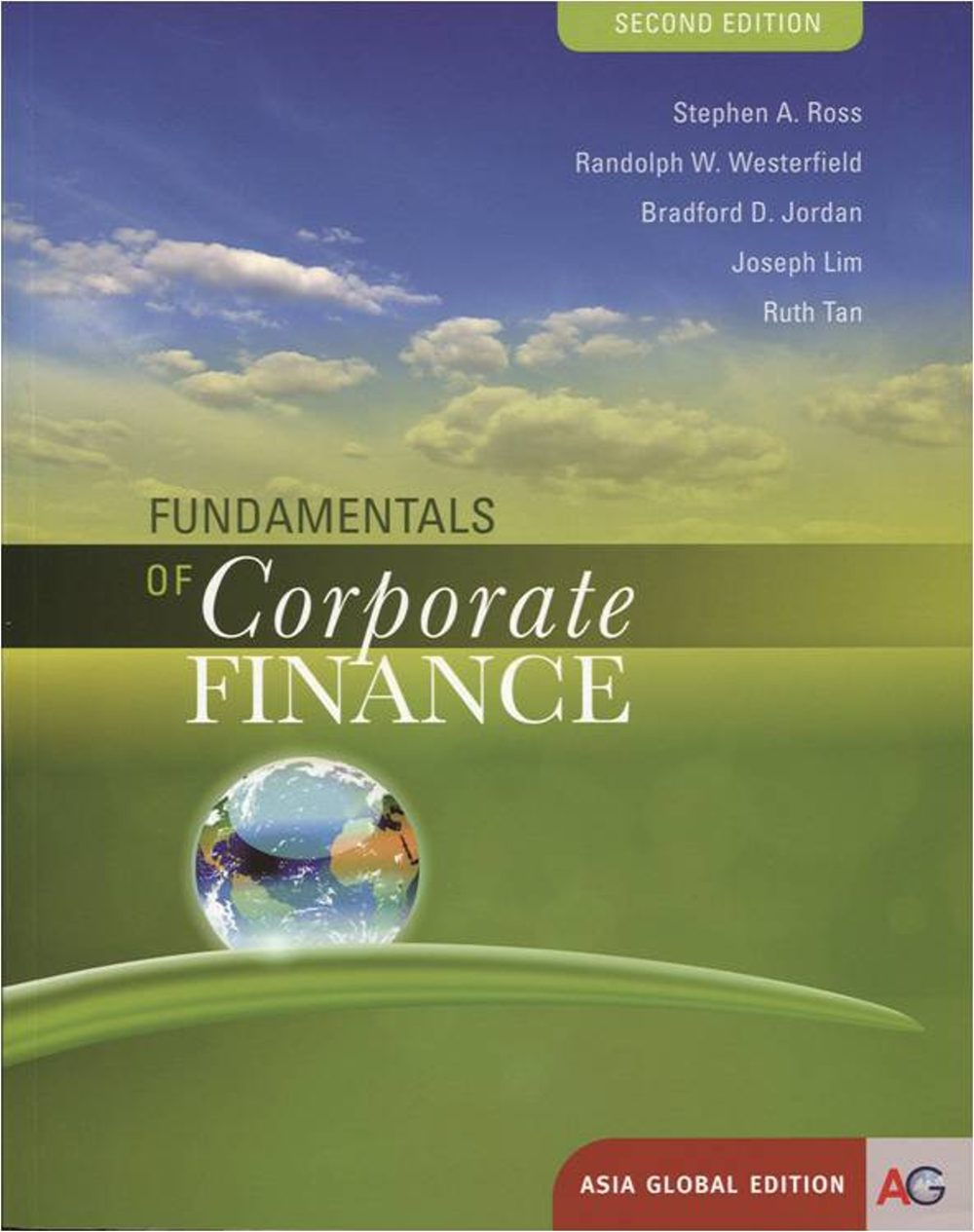 ross fundamentals of corporate finance solutions Fundamentals of corporate finance by ross, westerfield, and jordan, 10 th edition chapter 2 2 the income statement for the company is: income statement sales $734,000 costs 315,000 depreciation 48,000 ebit $371,000 interest 35,000 ebt $336,000 taxes (35%) 117,600 net income $218,400 3.