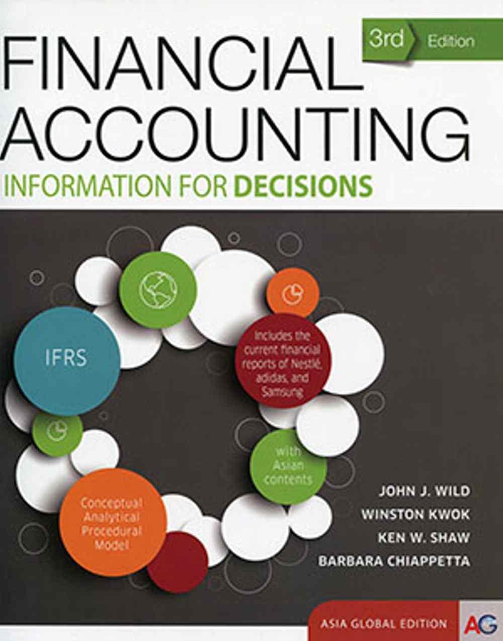 Financial Accounting 2e Ifrs Solutions Gli Stili Del Potere Pdf