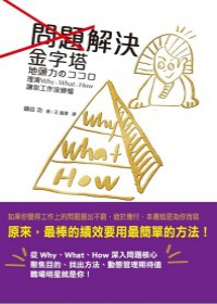 問題解決金字塔:理清Why、What、How